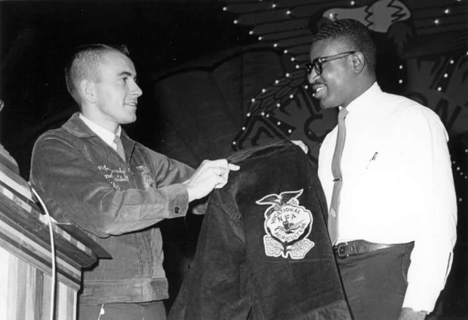 NFA-FFA Merger Ceremony, 1965