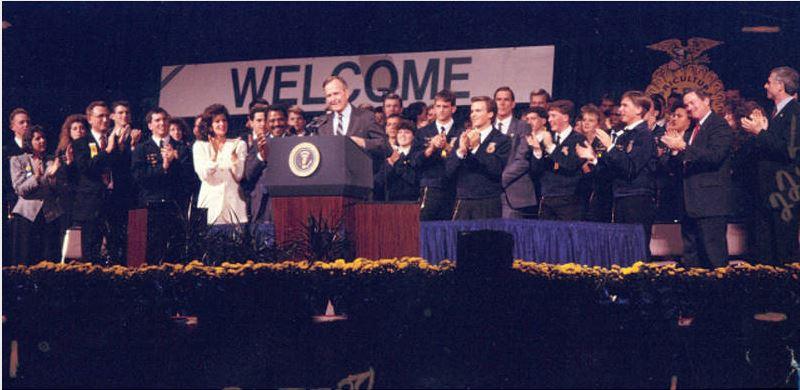 President Bush Convention Address, 1991