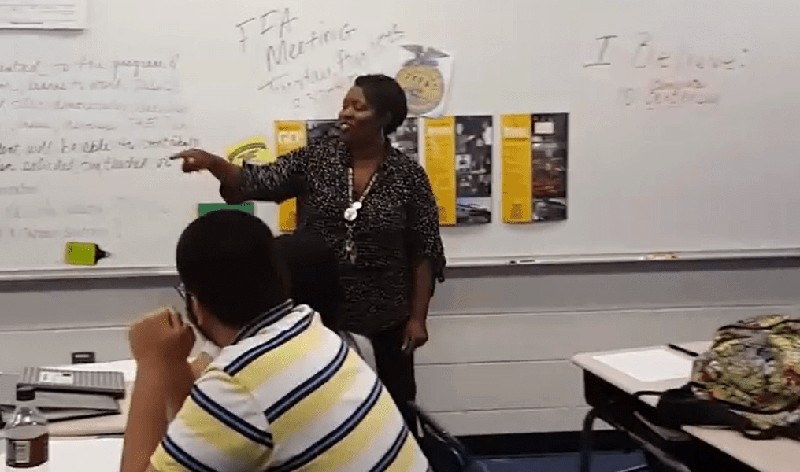 This Georgia Teacher Made the FFA Motto a Classroom Rap