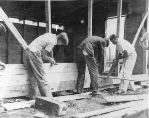 Building Project, 1939