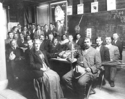 1917 smith hughes act national ffa organization