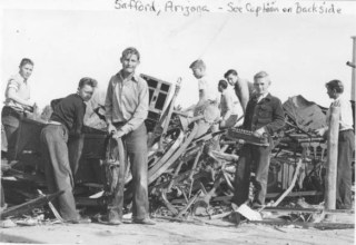 Scrap Metal Collection, 1942
