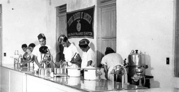 Puerto Rico FFA, 1950