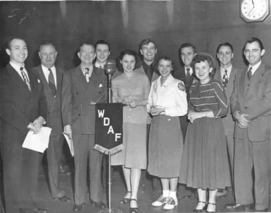 WDAF Radio, 1948