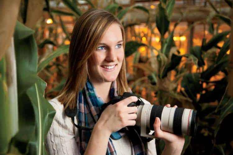 FFA Alumna Advocates Agriculture Through Social Media