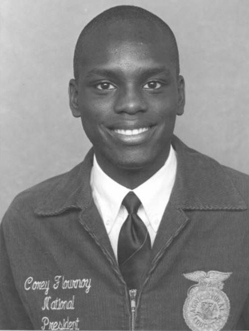 Corey Flournoy, ca. 1994