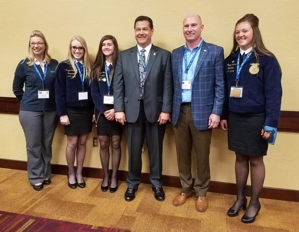 True Blue Culver's Helps FFA Chapters Attend Convention