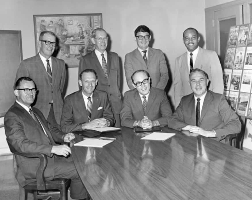 FFA Alumni Committee, 1971
