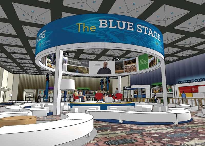 Visit the FFA Blue Room at the National FFA Convention & Expo