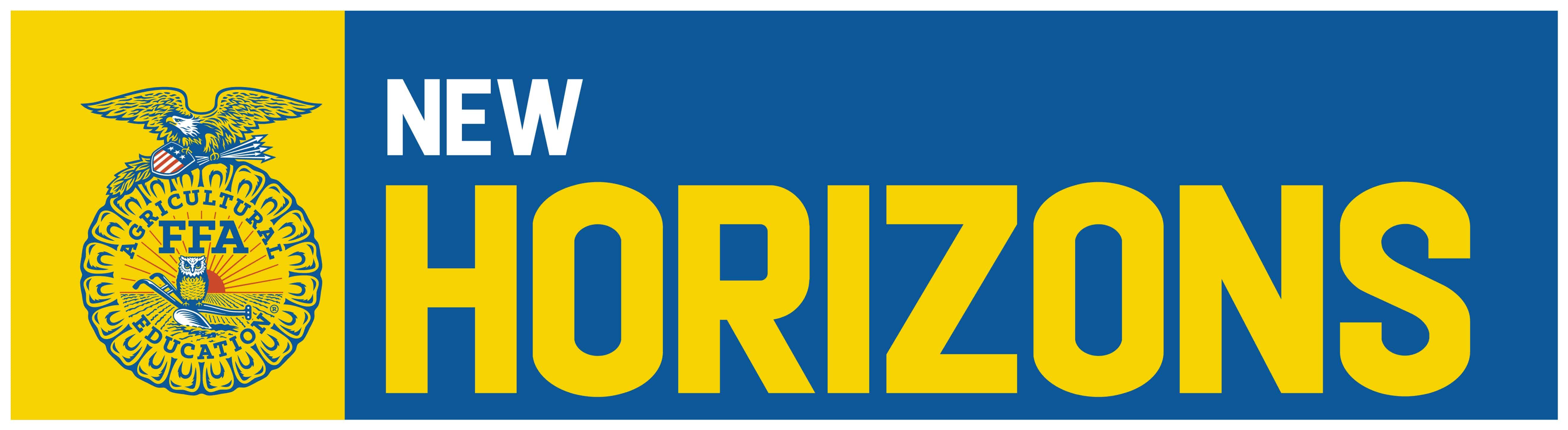 FFA New Horizons Logo 1989