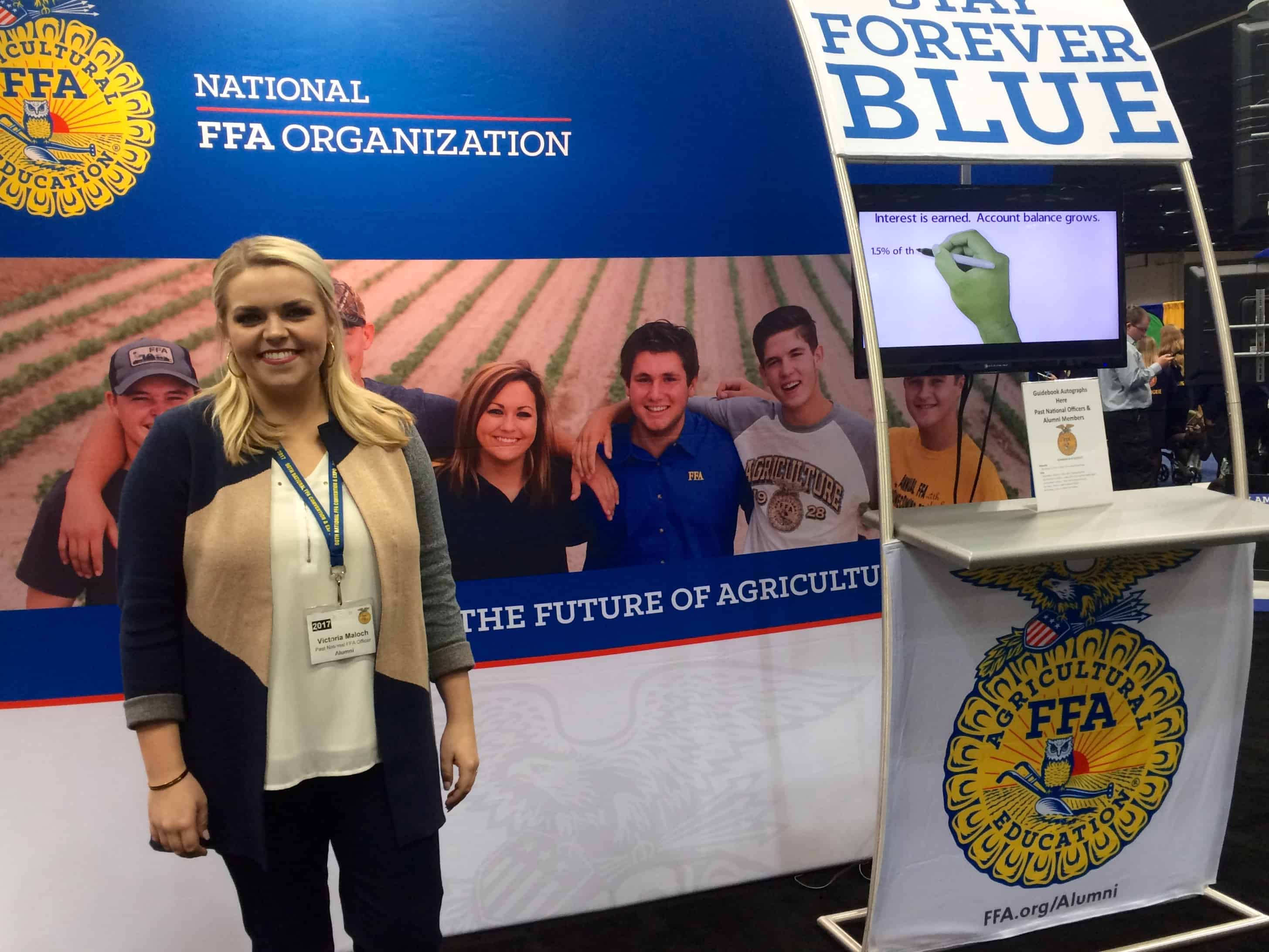 Opportunities for All Ages in FFA Alumni Association