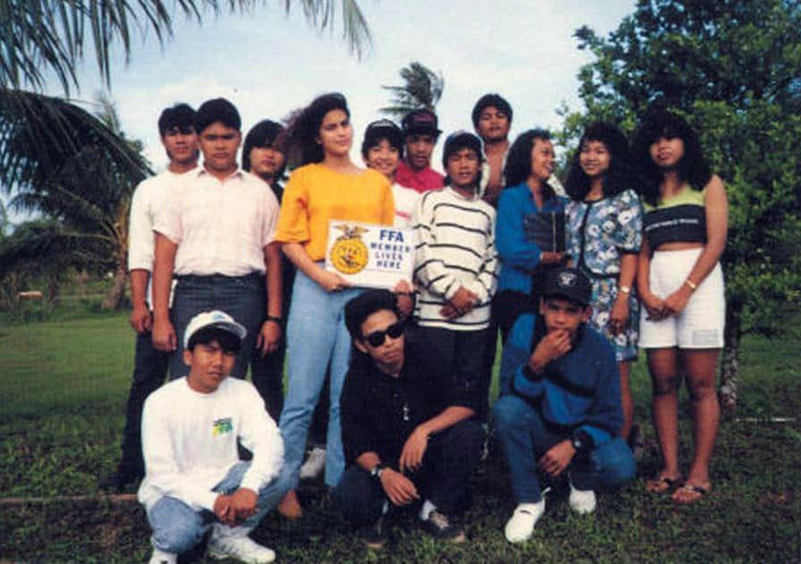Guam Association Members, 1991