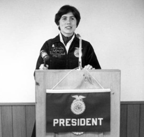 Julie Smiley, 1976