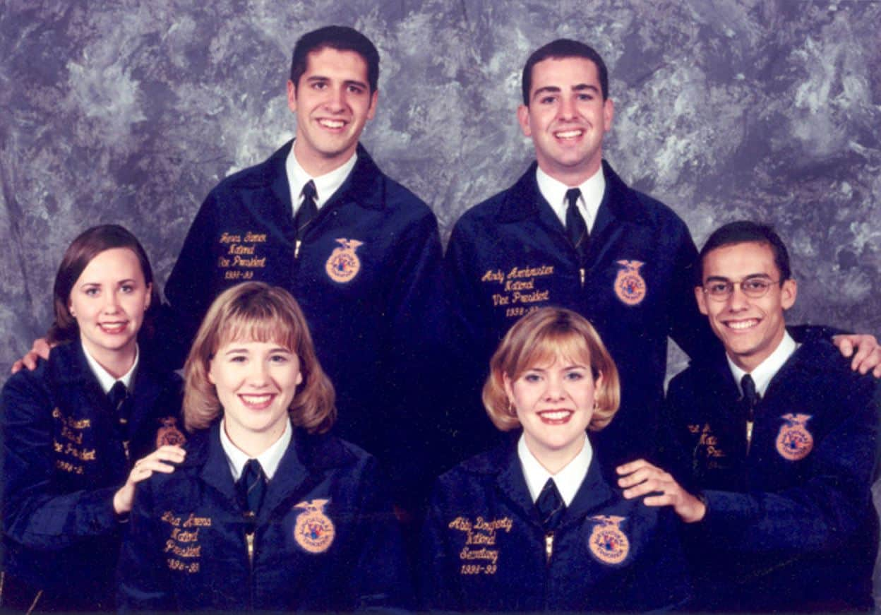 National Officers, 1998-1999