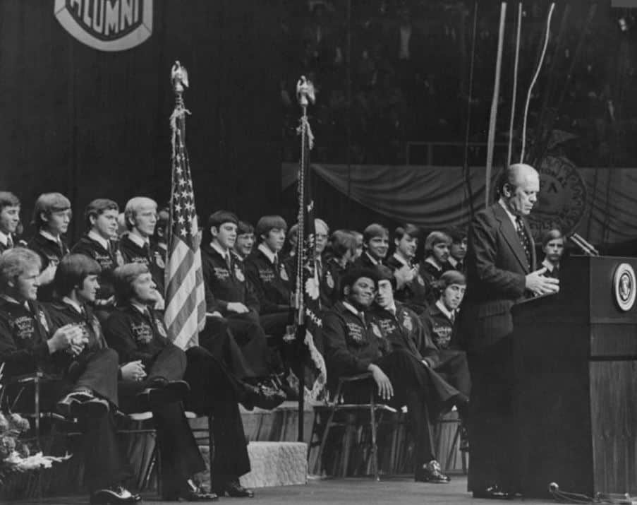President Ford Address, 1974