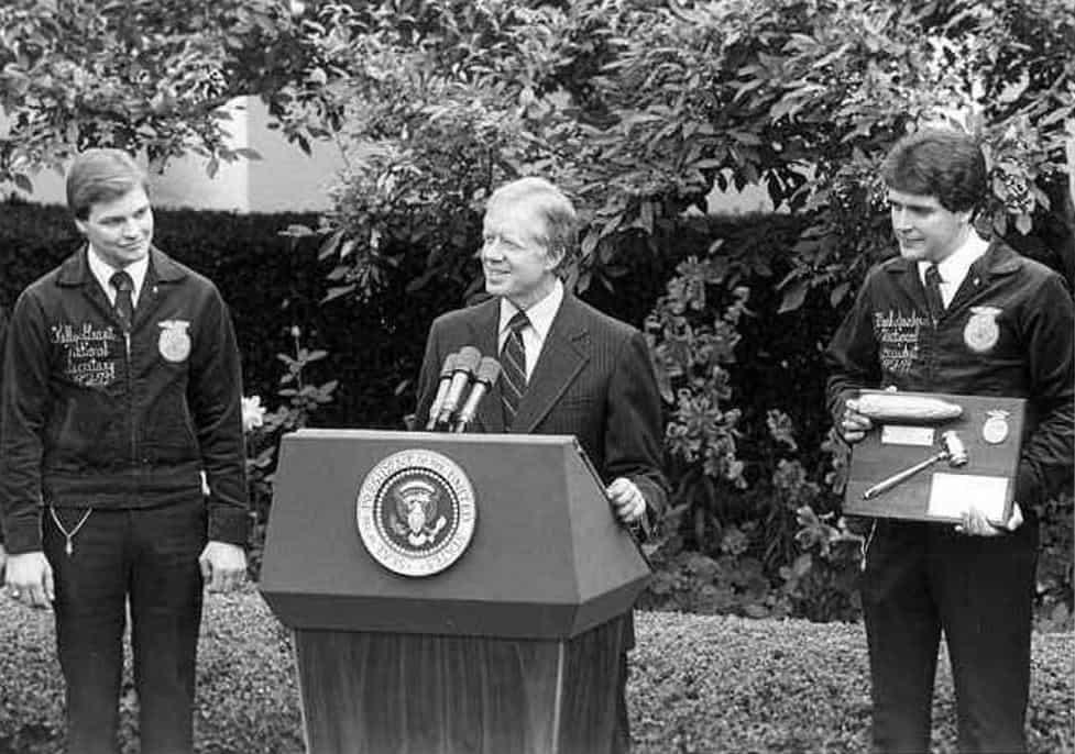 President's Challenge, ca. 1979