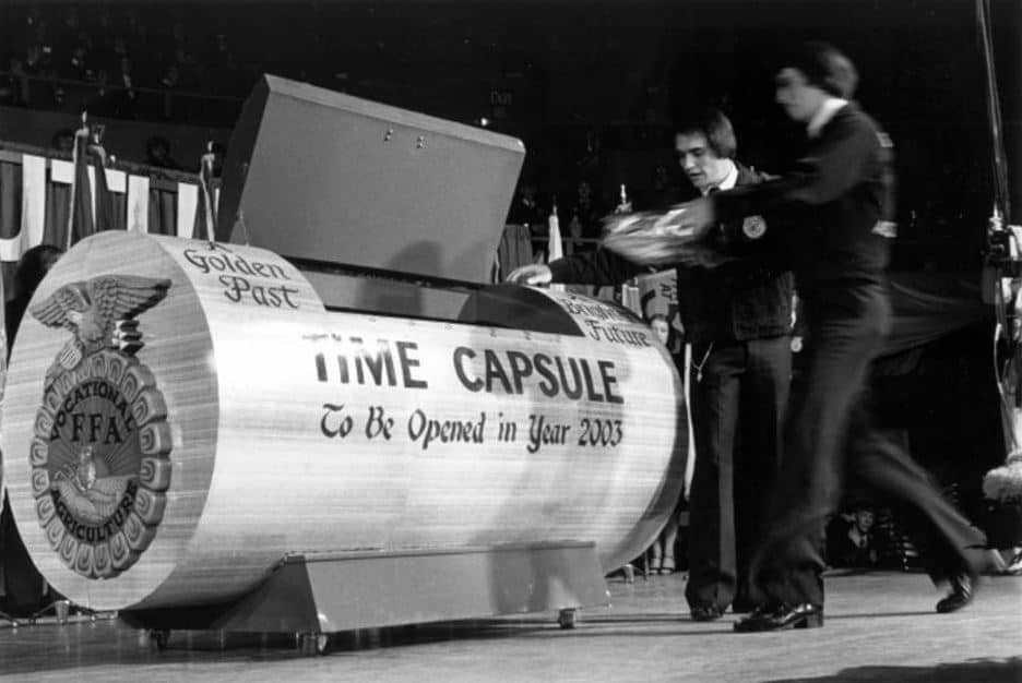 Time Capsule, 1978