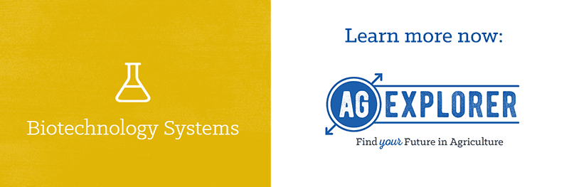 Career Overview: Biotechnology Systems Jobs | National FFA Organization