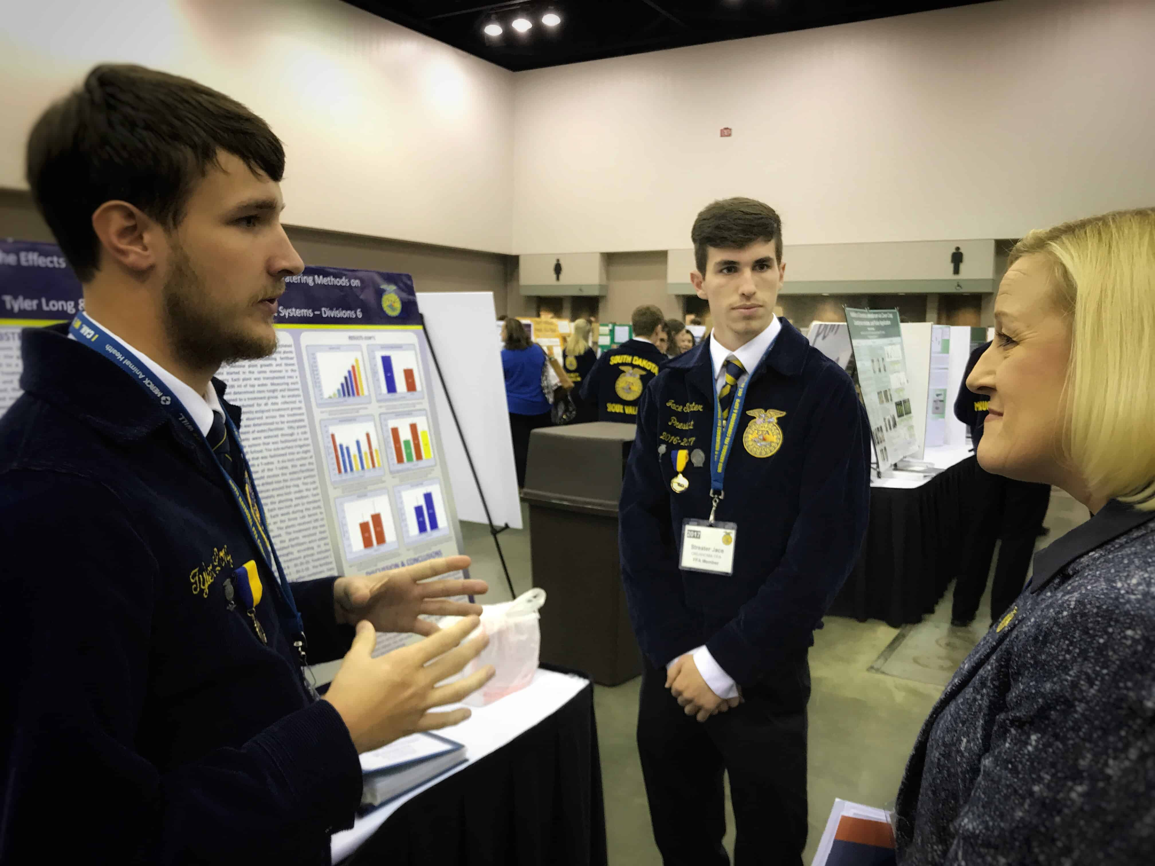 Sponsors Bring Innovation to Thousands of FFA Members
