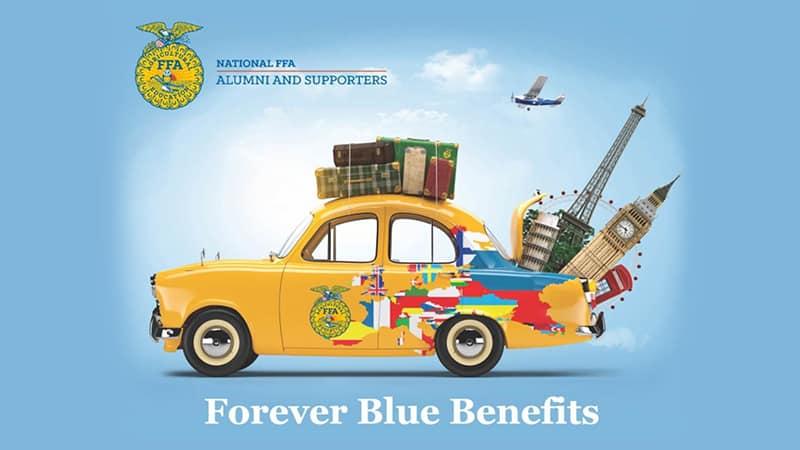 Forever Blue Benefits