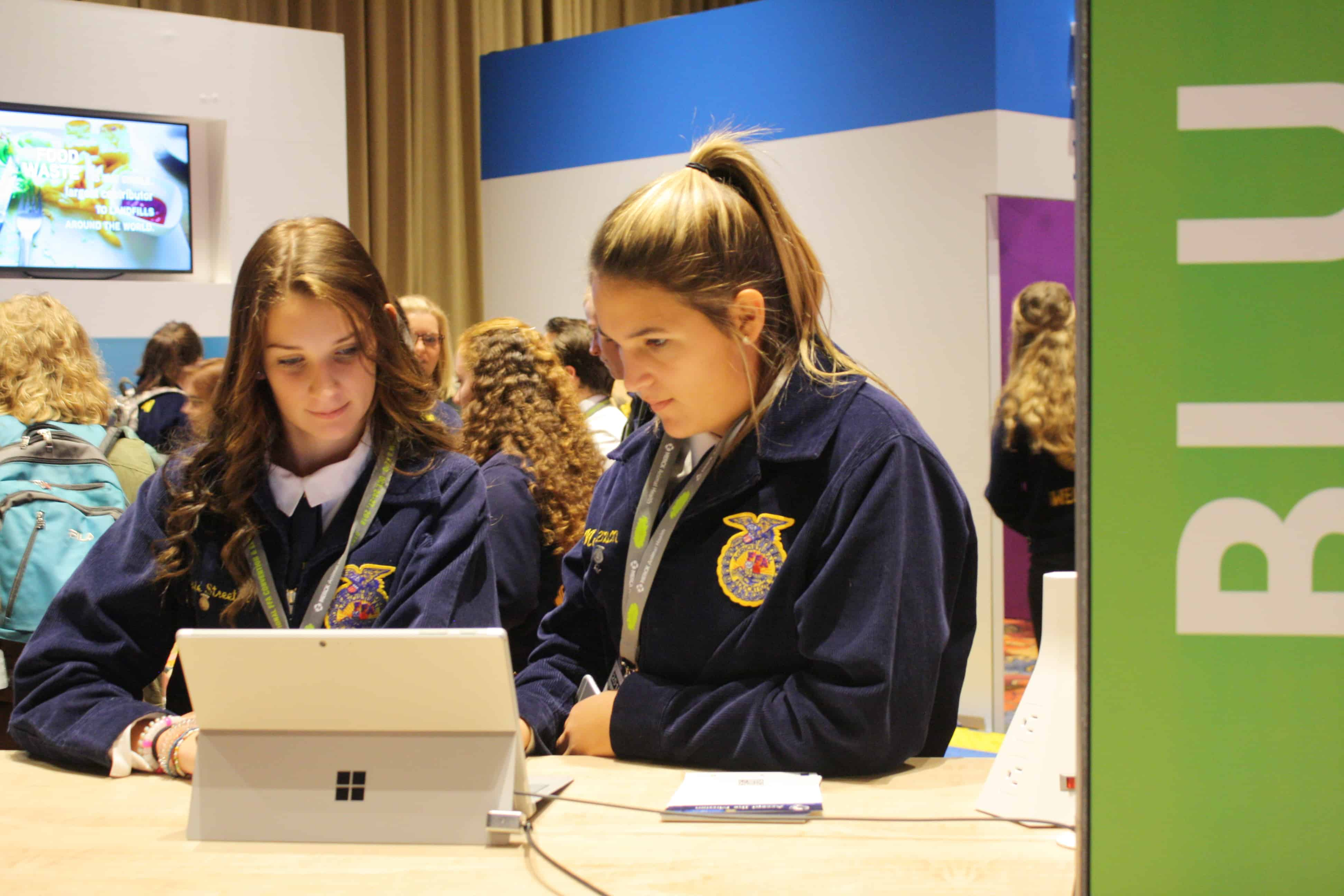 Ag Innovations Take Center Stage at National FFA Convention & Expo