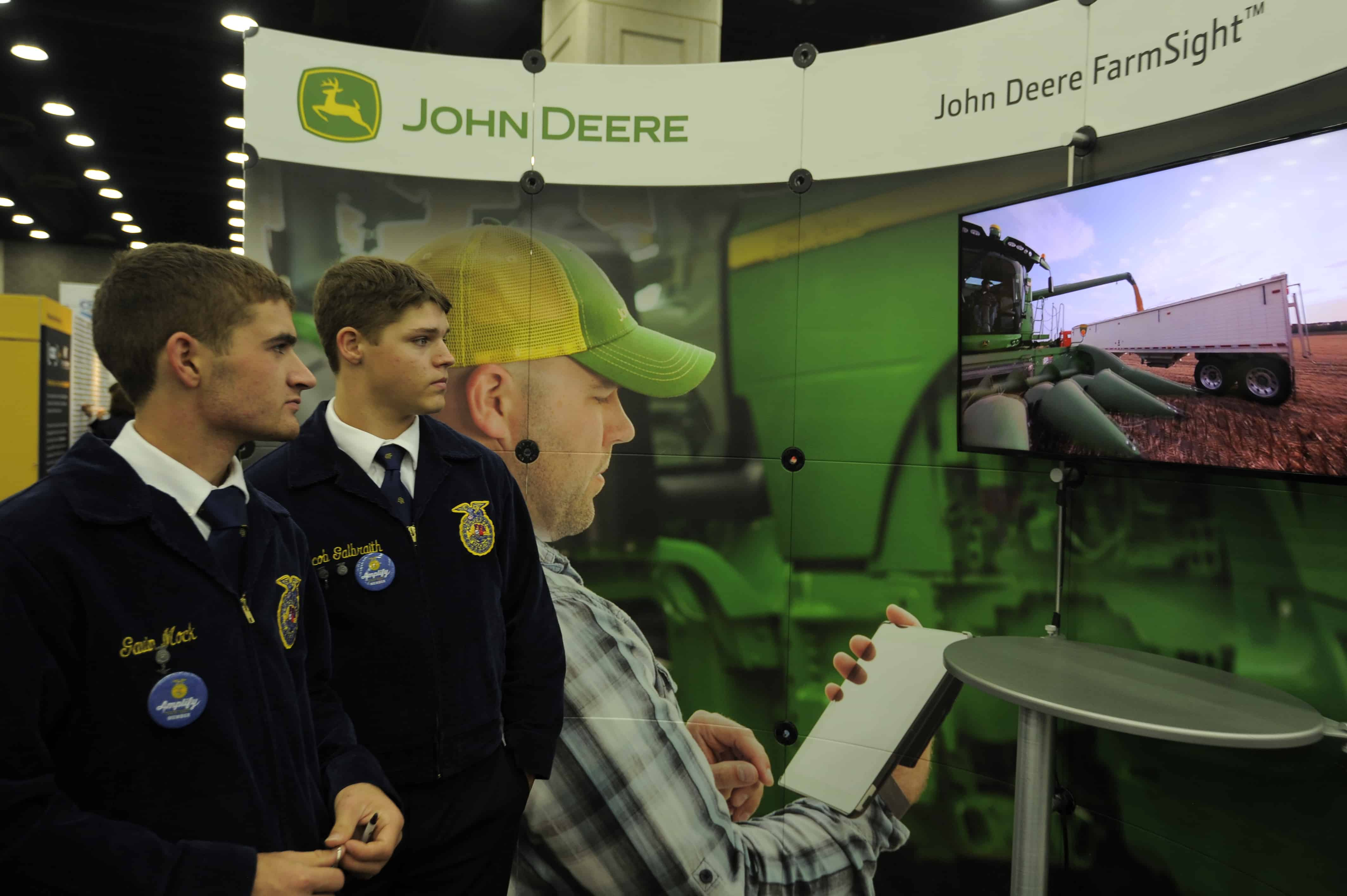FFA Sponsor John Deere Celebrates Diamond Anniversary of Giving