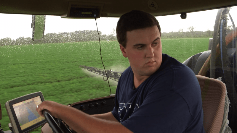 Landon Herring 2018 Finalist in Agricultural Placement