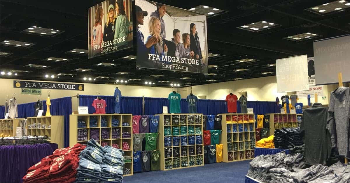 You May Need Another Suitcase: 11 FFA Mega Store Must