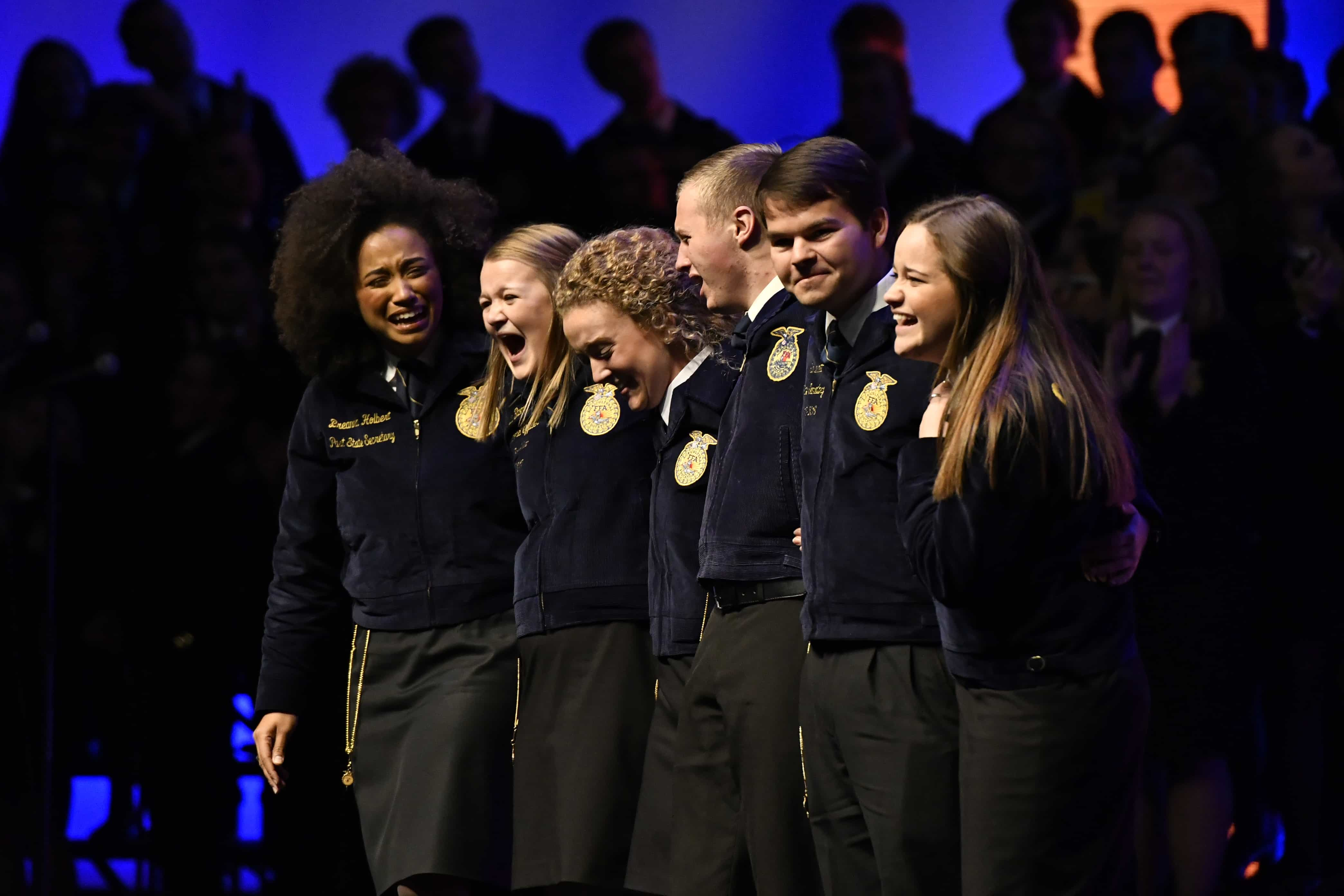 23 National Officer Candidates Advance to Phase 2 of Selection Process