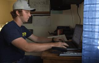 "Conner ""Derrick"" Watts 2018 Star in Agribusiness FInalist"