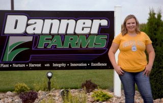 Gracie Danner 2018 Star in Agriplacement Finalist