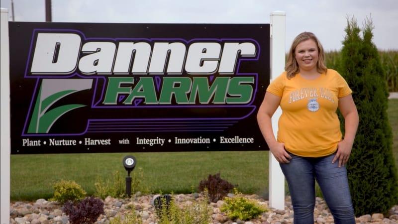 Gracie Danner 2018 Star in Agriplacement Finalist