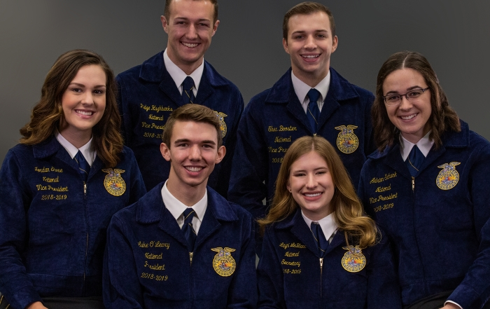 2018-19 National Officers Group