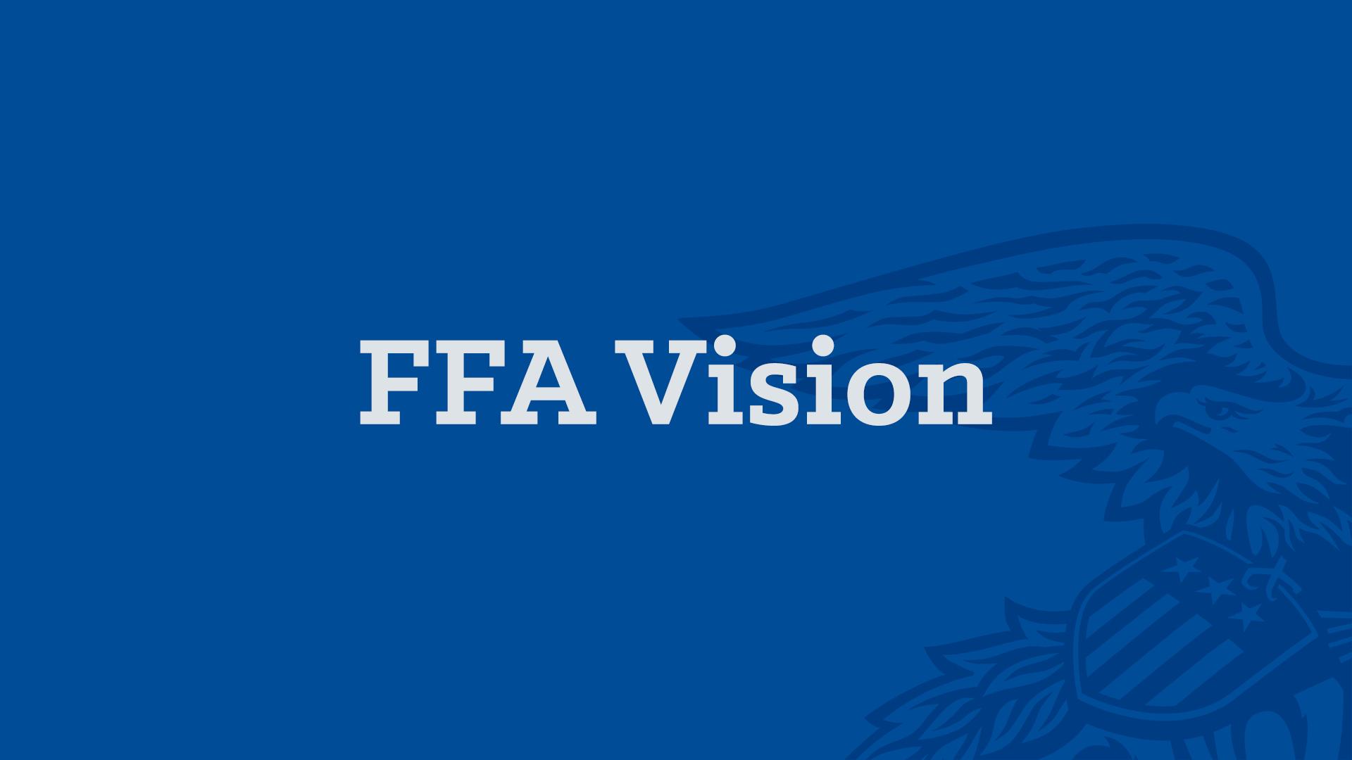 FFA Vision