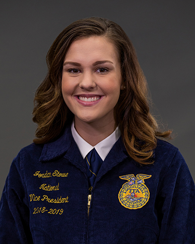 Jordan Stowe - Vice President Southern Region 2018-19