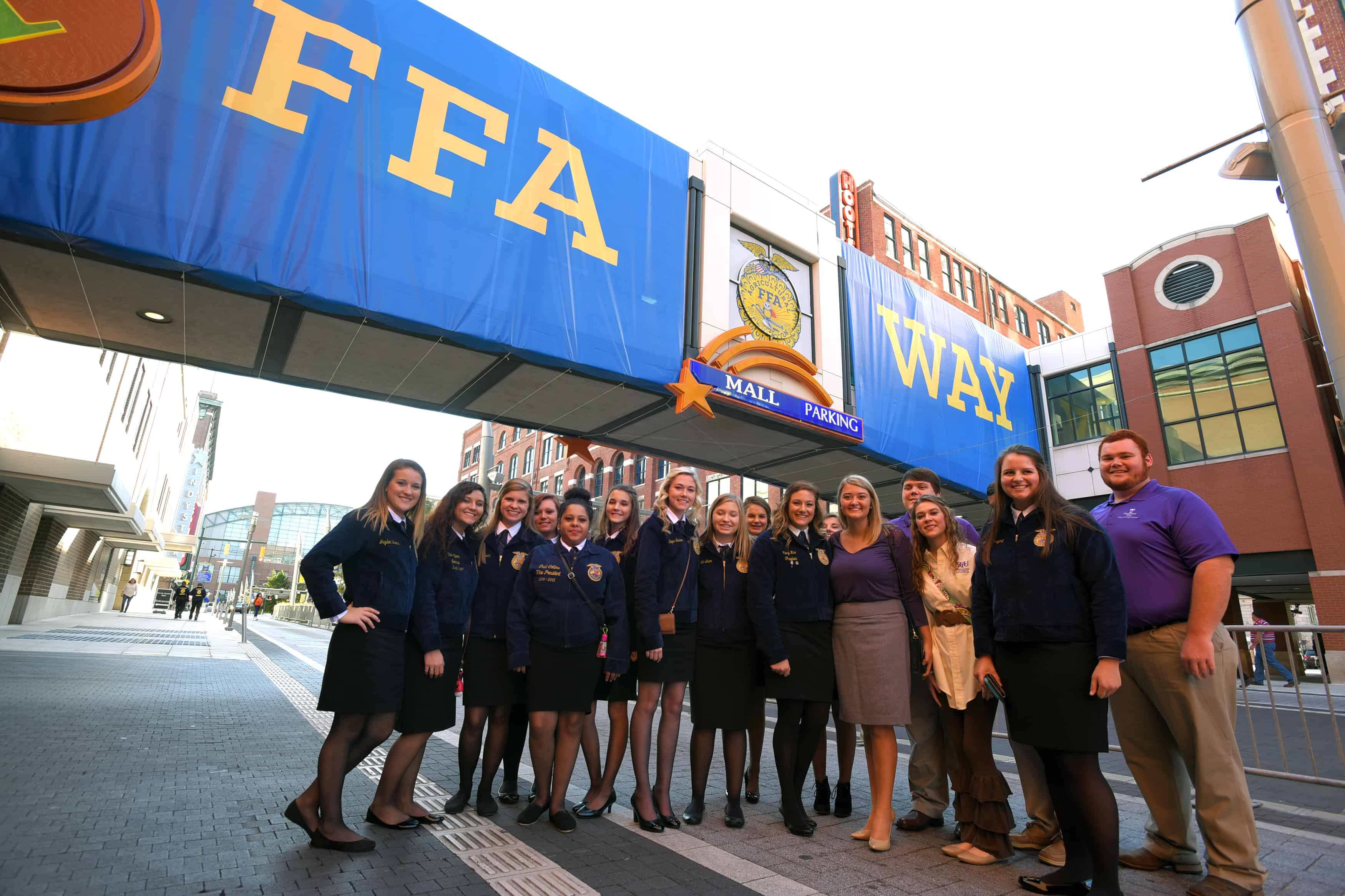 National FFA Convention & Expo to stay in Indianapolis through 2031