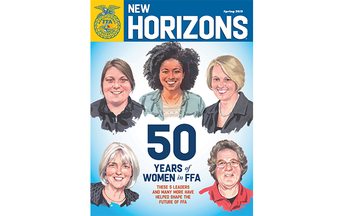 FFA New Horizons Letter From the Editor, Spring 2019