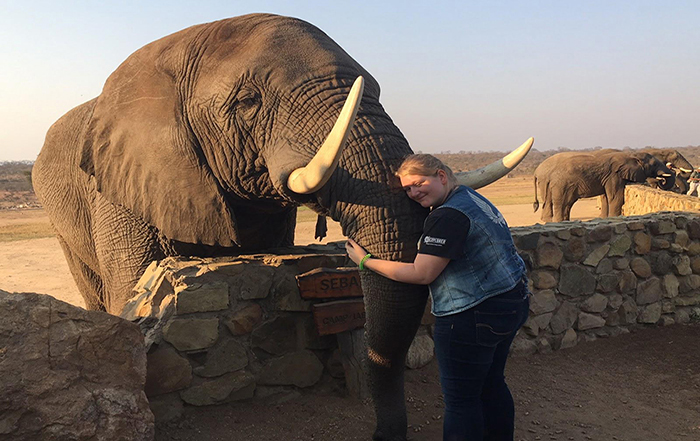 FFA Members Study Vet Science in South Africa