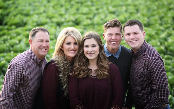 Q&A With a Family of FFA Leaders