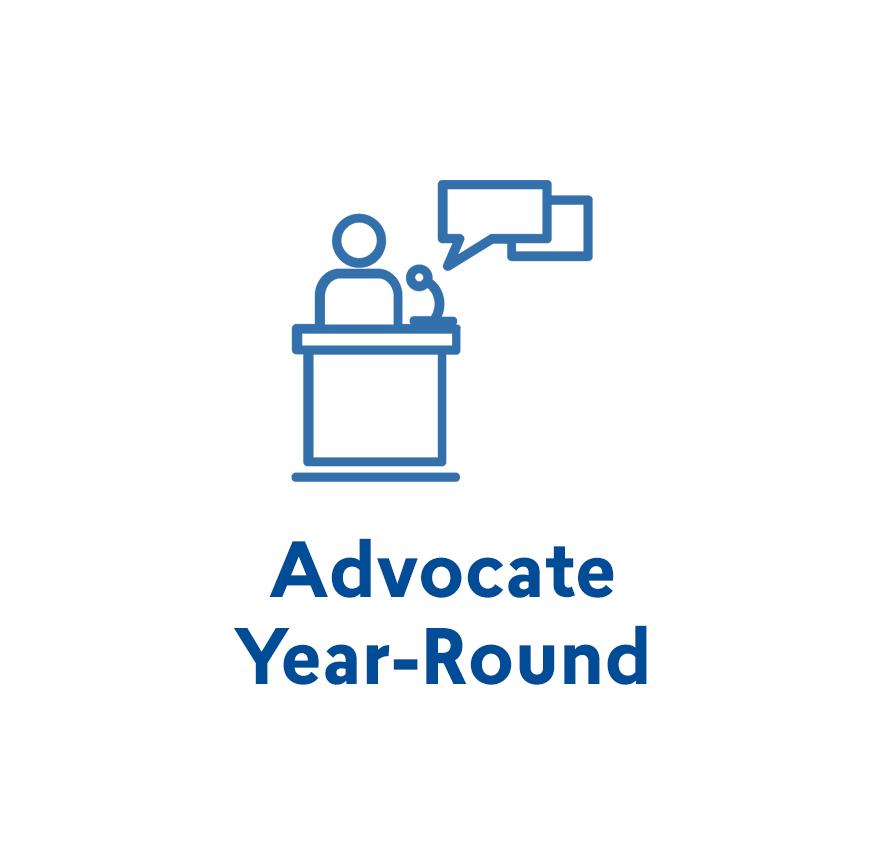Advocate Year-Round