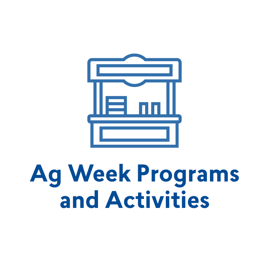 Ag Week Programs and Activities