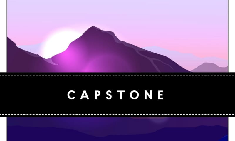 Capstone Learnbook Featured Image