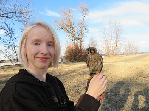 A Dream Takes Flight Through Falconry