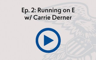 Episode 2 Running on E w Carrie Derner
