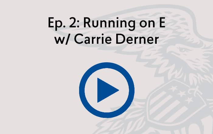 Reconsidered Podcast: Running on 'E' w/ Carrie Derner