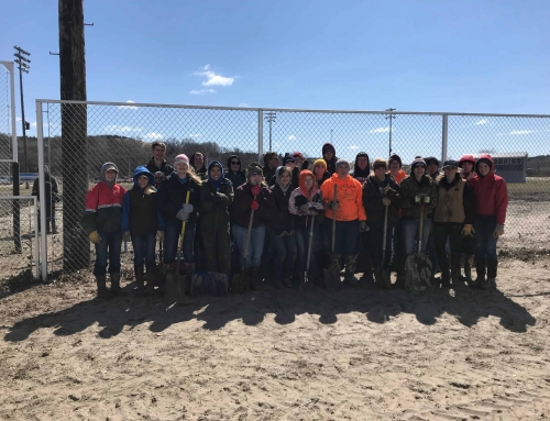 FFA Chapters Spring Into Action for Nebraska