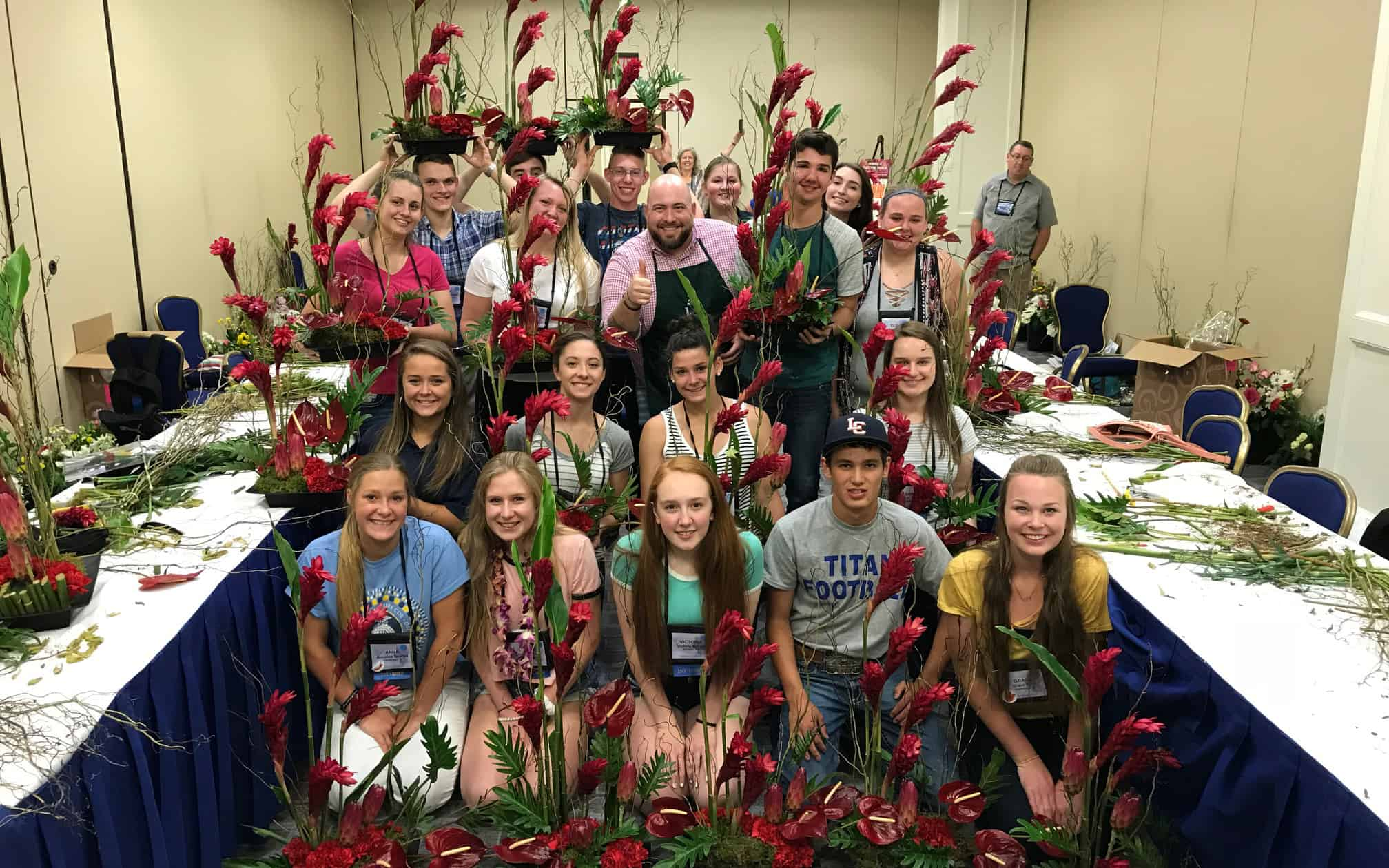 A Future in Floriculture