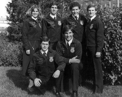 National Officers, 1979-1980