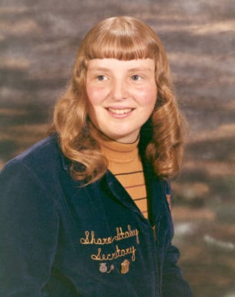 Sharon Staley, 1971