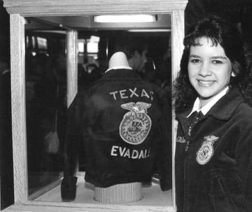 Three Millionth FFA Jacket, ca. 1988